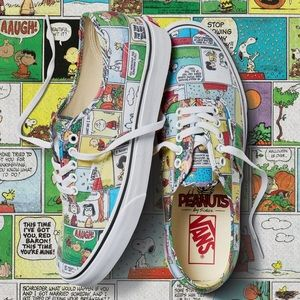 Vans X Peanuts Authentic Sneaker